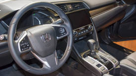 Highlight for album: 2016 Honda Civic Sedan