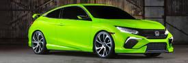 Highlight for album: 2016 Honda Civic Concept