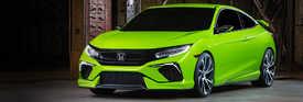 2016 Honda Civic Coupe Concept