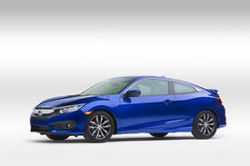 Highlight for album: 2016 Honda Civic Coupe