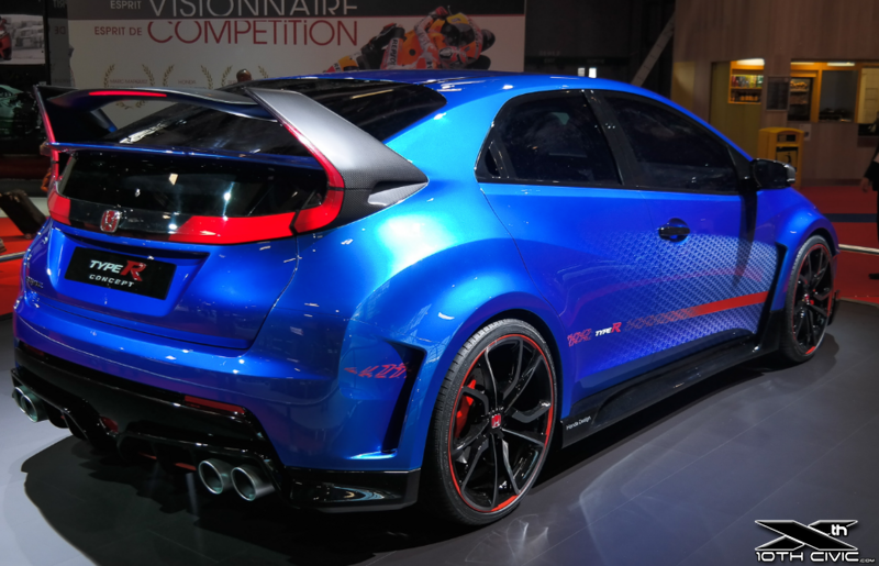 2014 honda civic si type r buy autos post. Black Bedroom Furniture Sets. Home Design Ideas