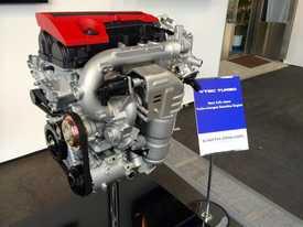 2016 Civic 2.0 Liter Turbo Motor