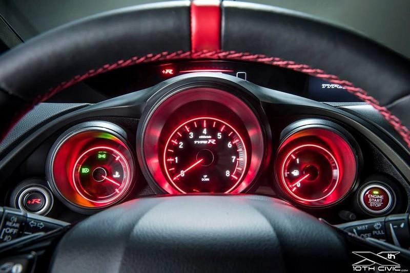 2016 Civic Type R