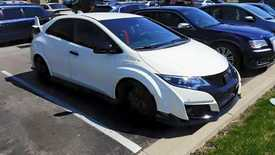 2016 Civic Type R Spotted