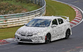 Highlight for album: 2017 Civic Type R Prototype