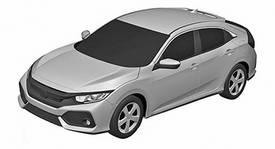 Highlight for album: 2017 Honda Civic Hatchback